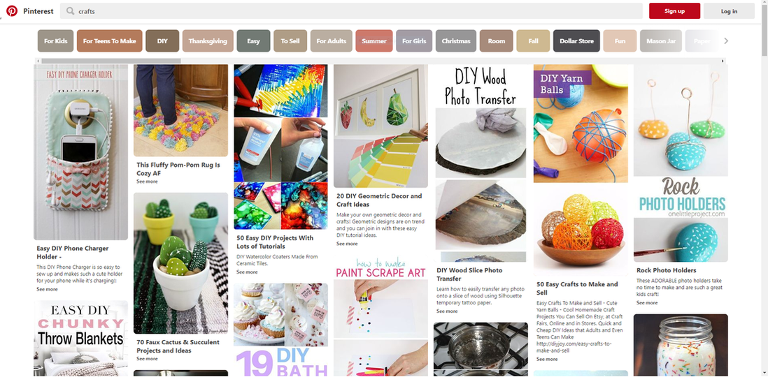 Crafts And Hobbies Phenomenal Websites